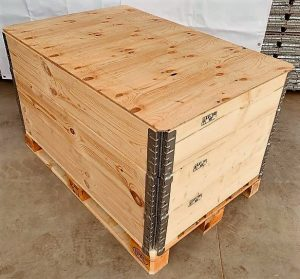 Wooden Packaging Company, Pallet Lids
