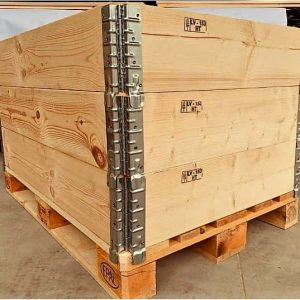 Wooden Collar, Pallet Collar, Wooden Packaging Company